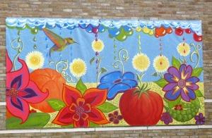 Our Community Garden Mural
